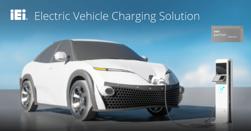IEI Electric Vehicle Charging Solution