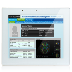 POC-17C-ULT3 Medical Panel PC