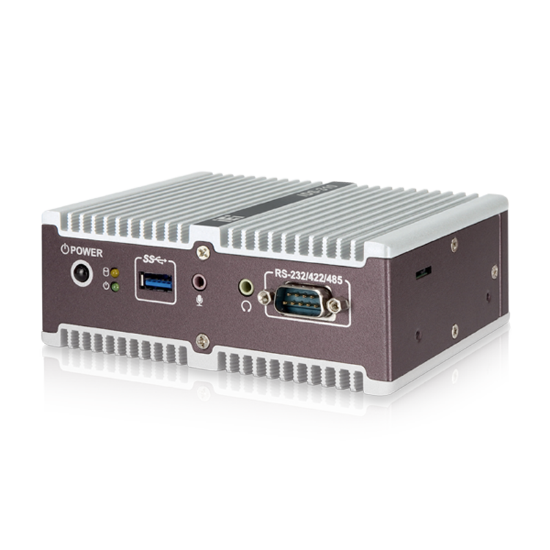 IDS-310AI fanless embedded system
