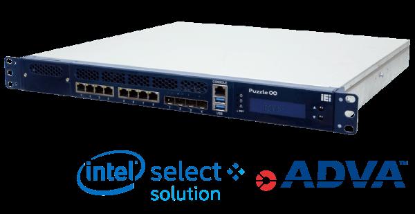 IEI PUZZLE Intel Adva network appliance
