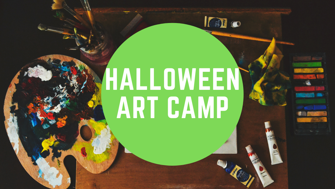 HALLOWEEN ART CAMP