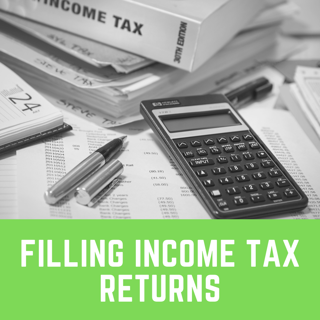Filling income Tax Returns