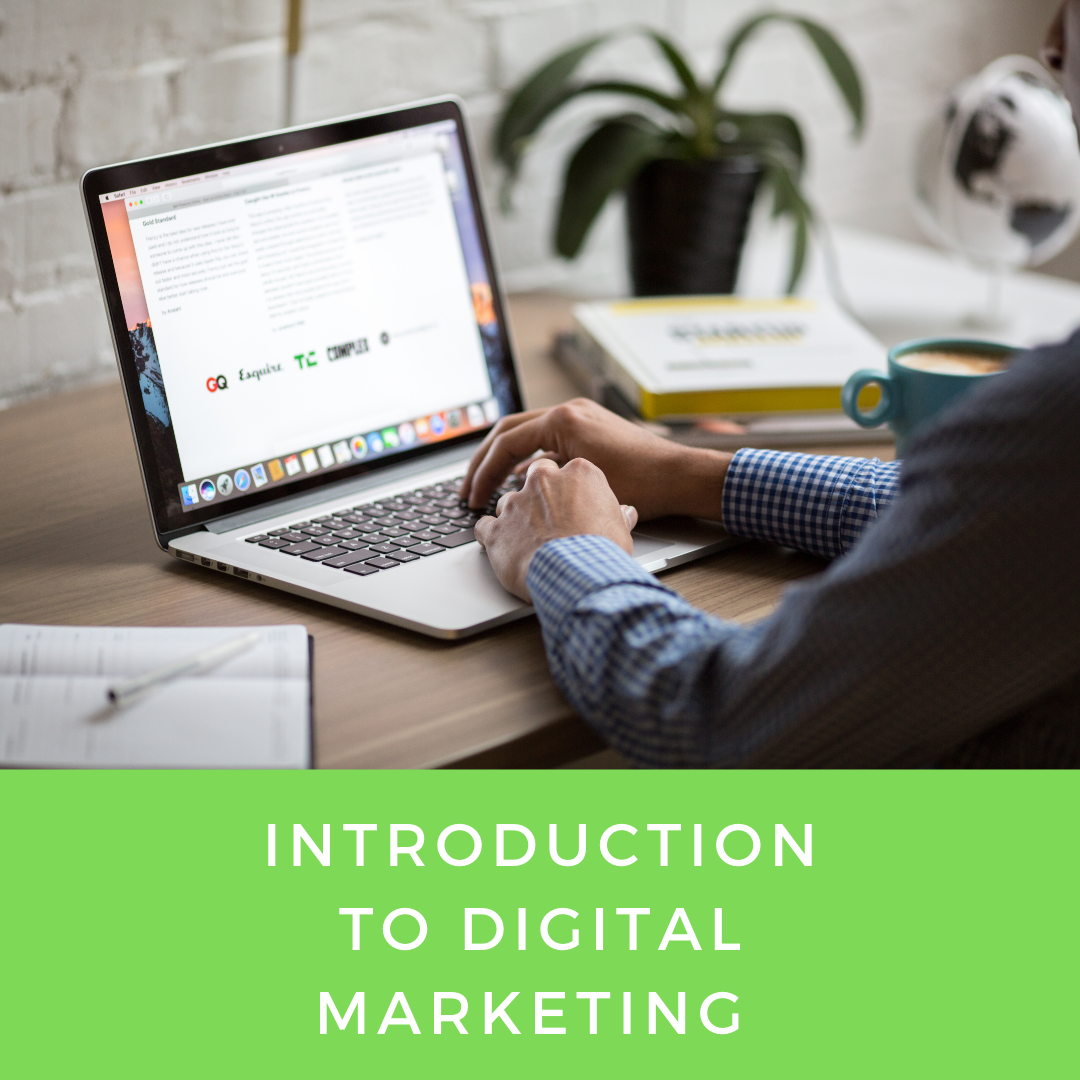 intro to digital marketing