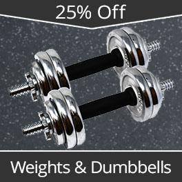 Weights & Dumbbells