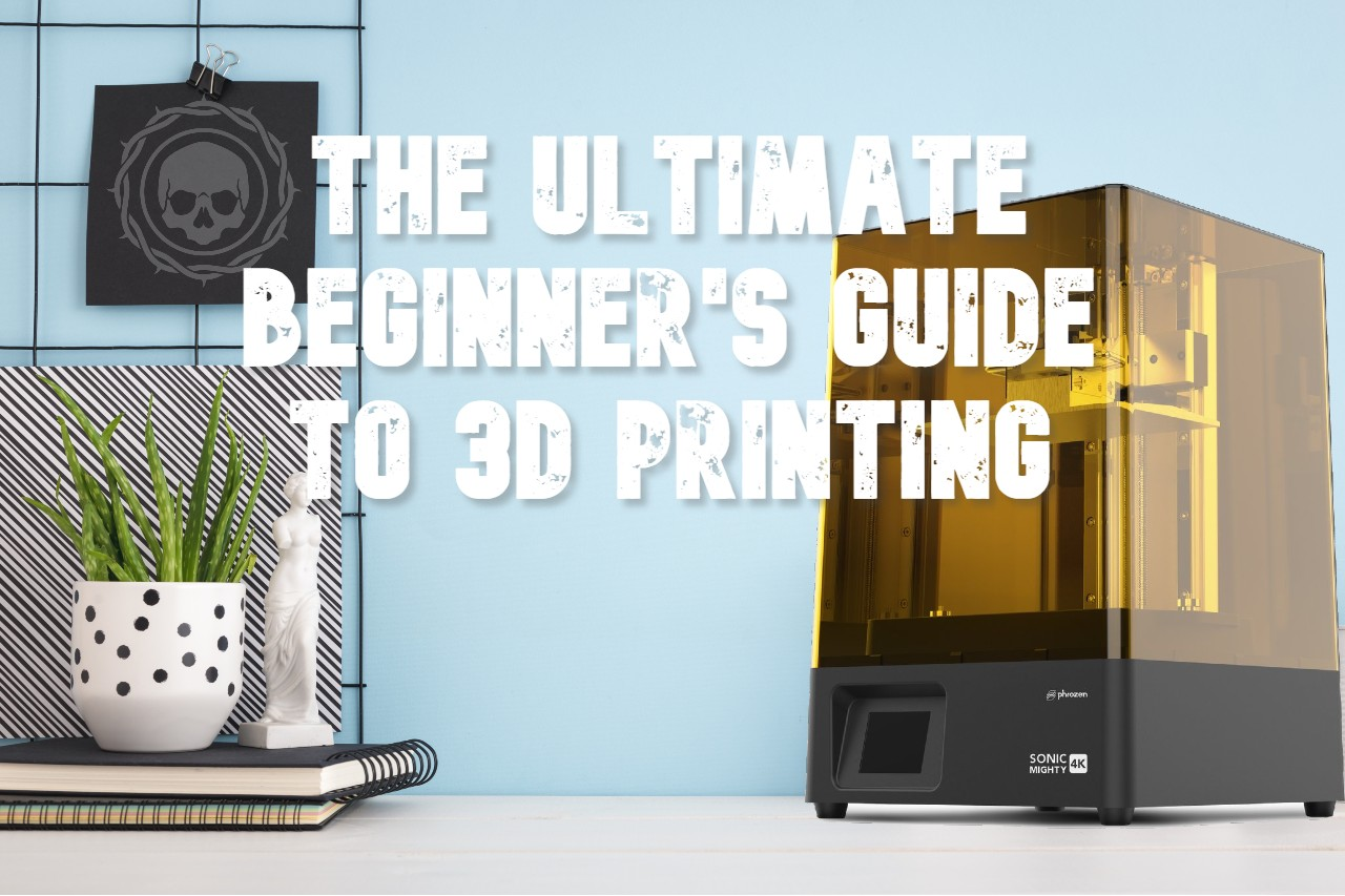 Ultimate Guide to 3D printing Miniatures