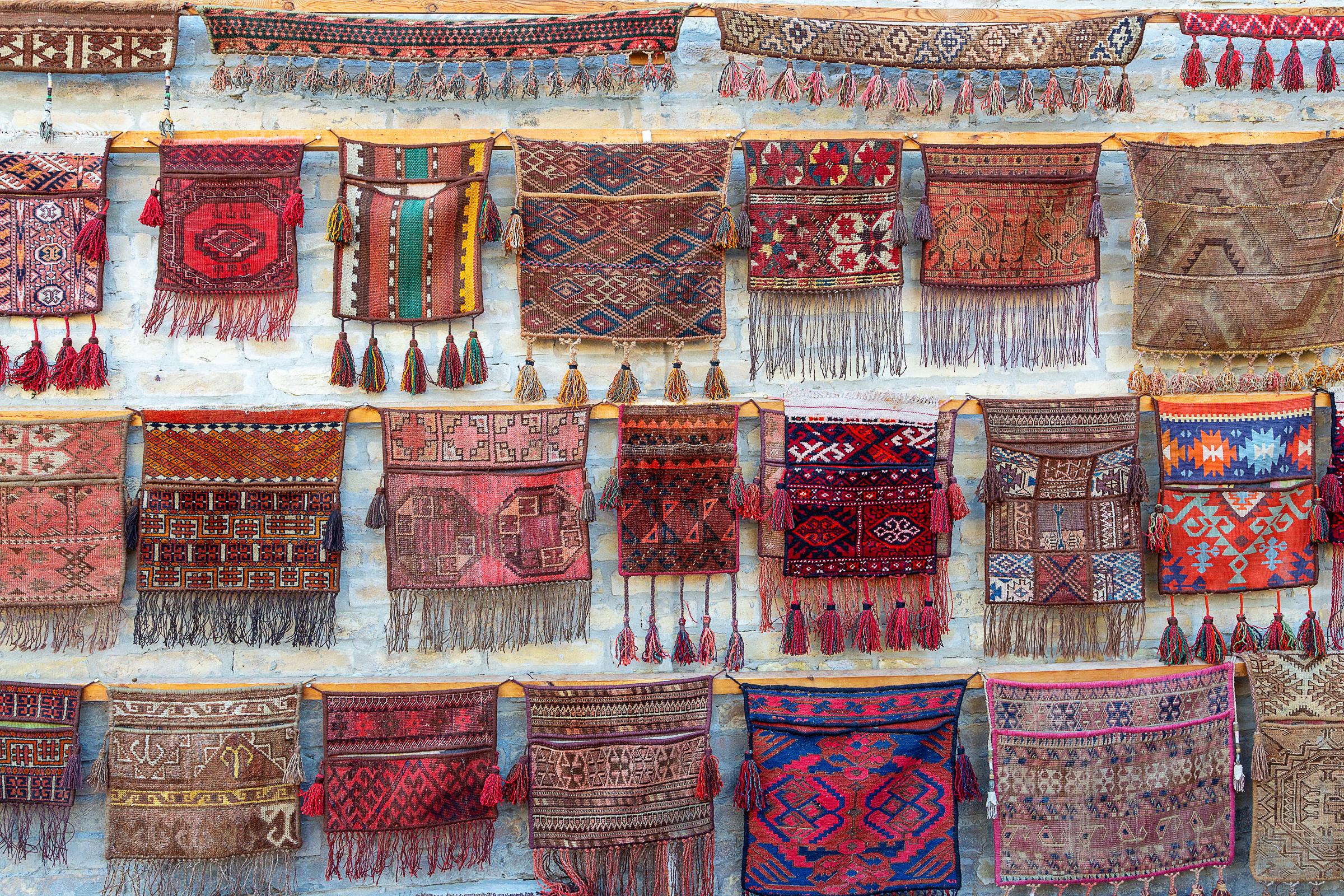 AFC Holidays - Uzbekistan Luxurious Silk Rug