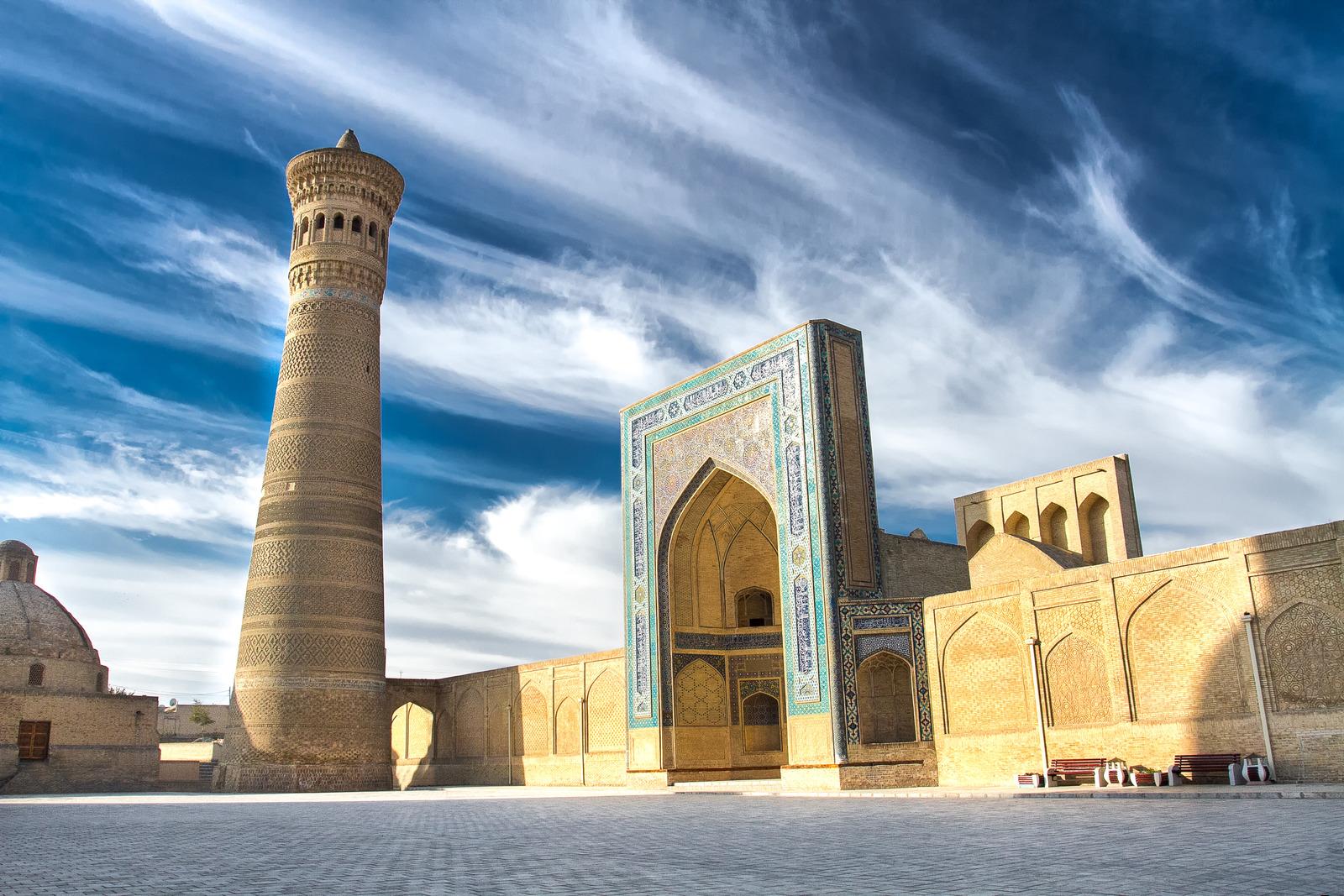 AFC Holidays - Kalan Mosque Bukhara