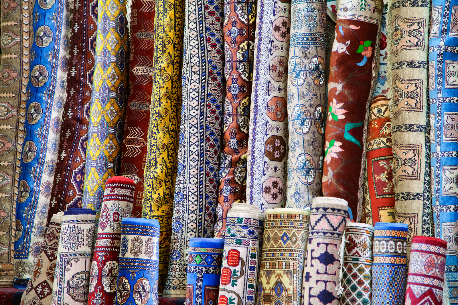 AFC Holidays - Uzbekistan Woven Fabric Souvenir