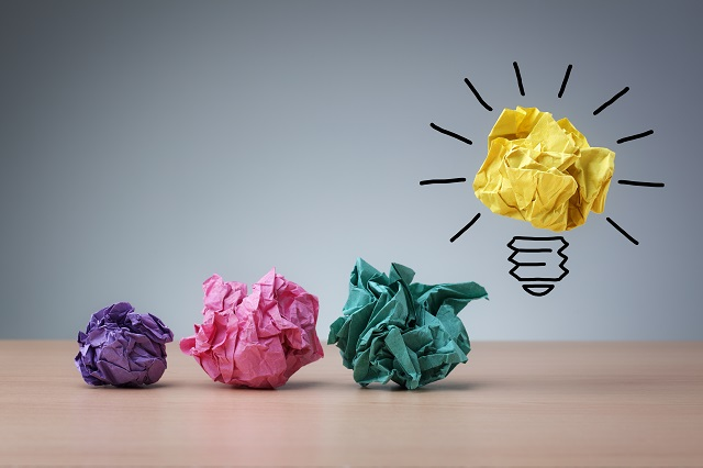 Why Your First Idea Is Never Your Best: Developing Amazing Writing Ideas