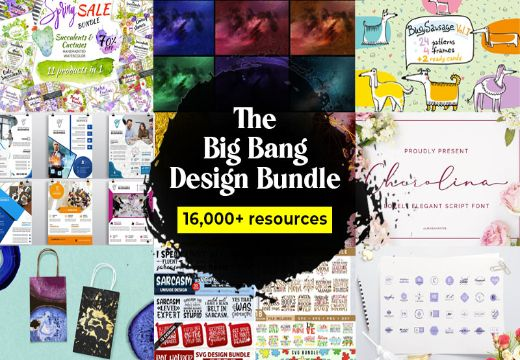 Big Bang Design Bundle