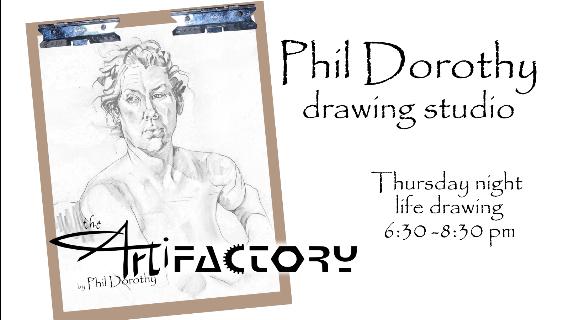 Phil Dorothy Drawing Studio