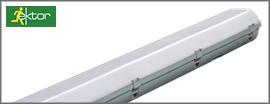 48W LED Emergency Batten IP65
