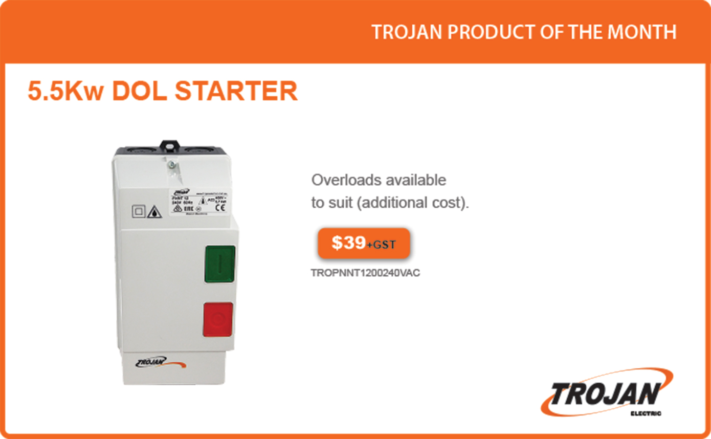 Trojan Product of the Month