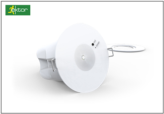 Recessed LED Emergency Light