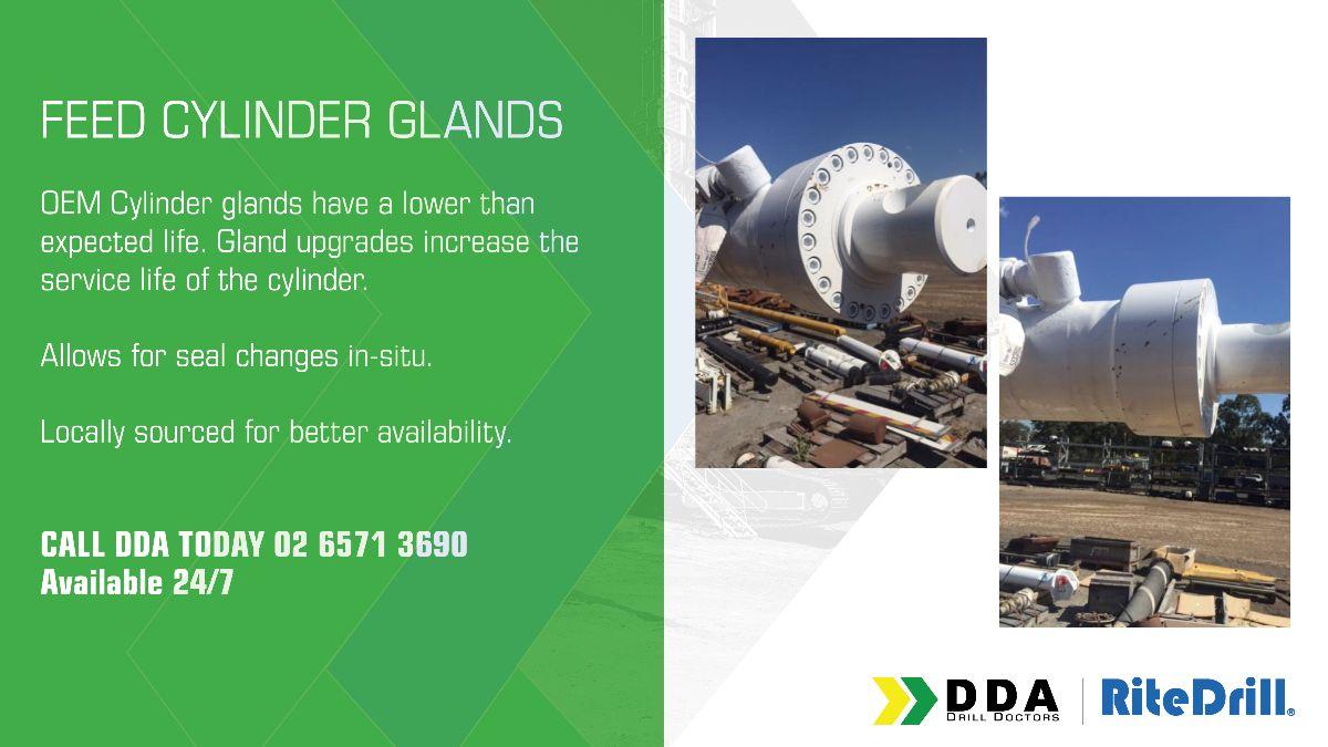 Feed Cylinder Glands