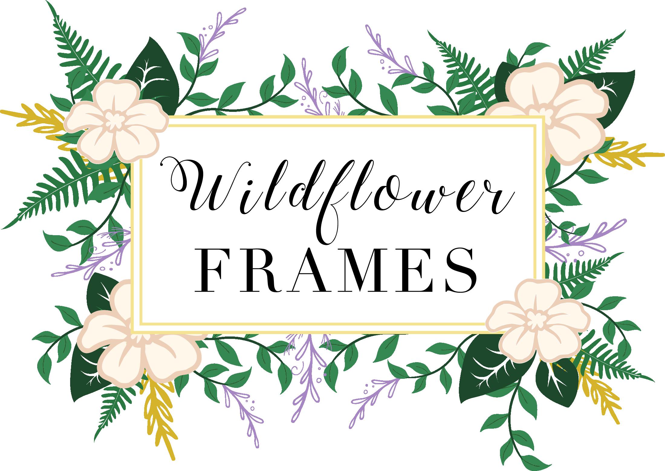 Wildflower Frames Logo