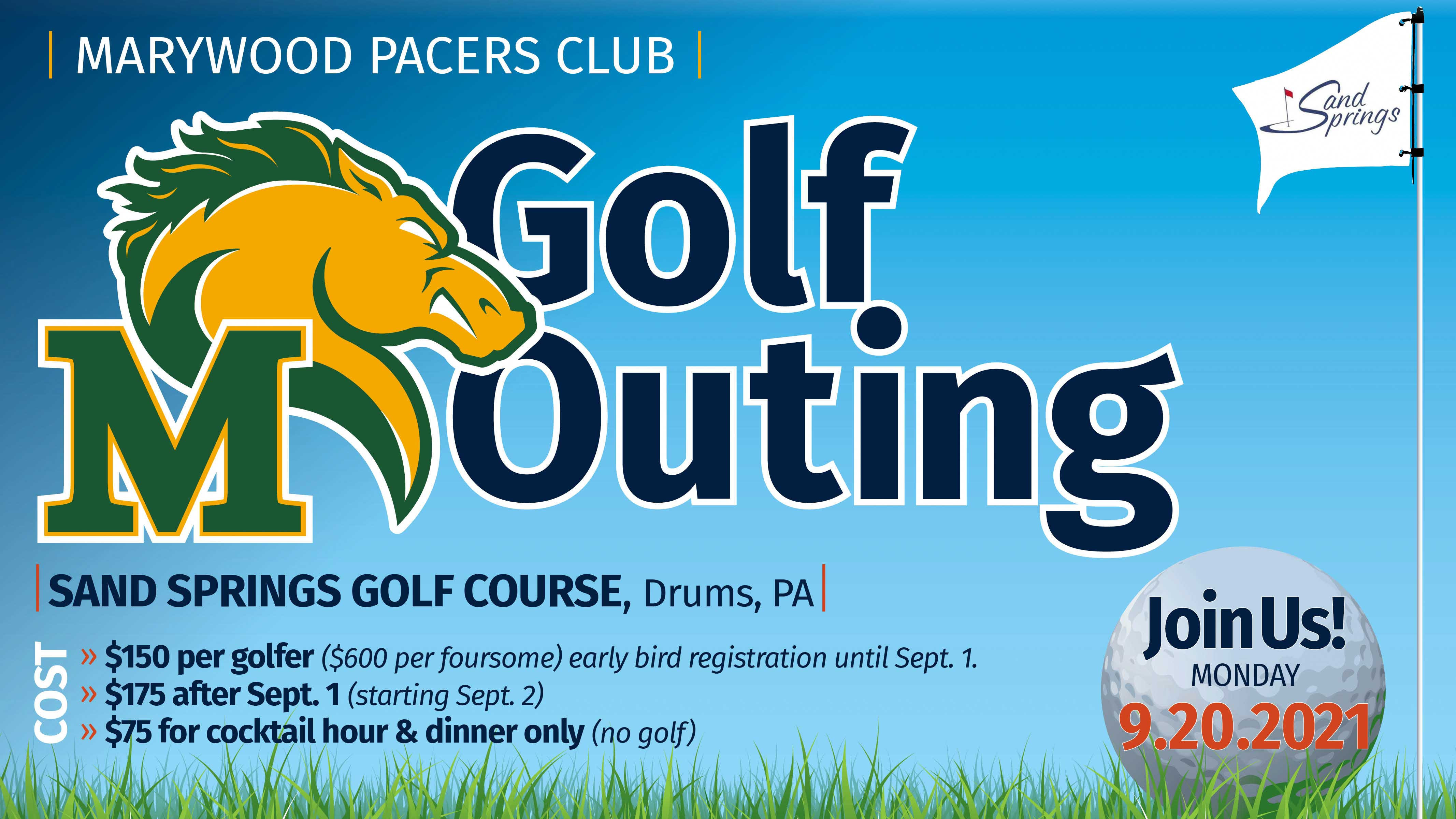 Marywood University - Pacers Club Golf Outing