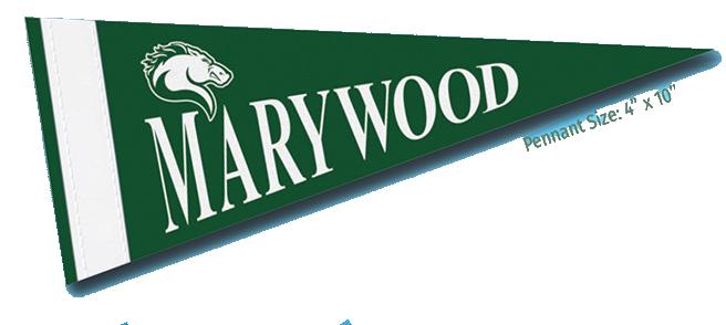 Marywood Pennant