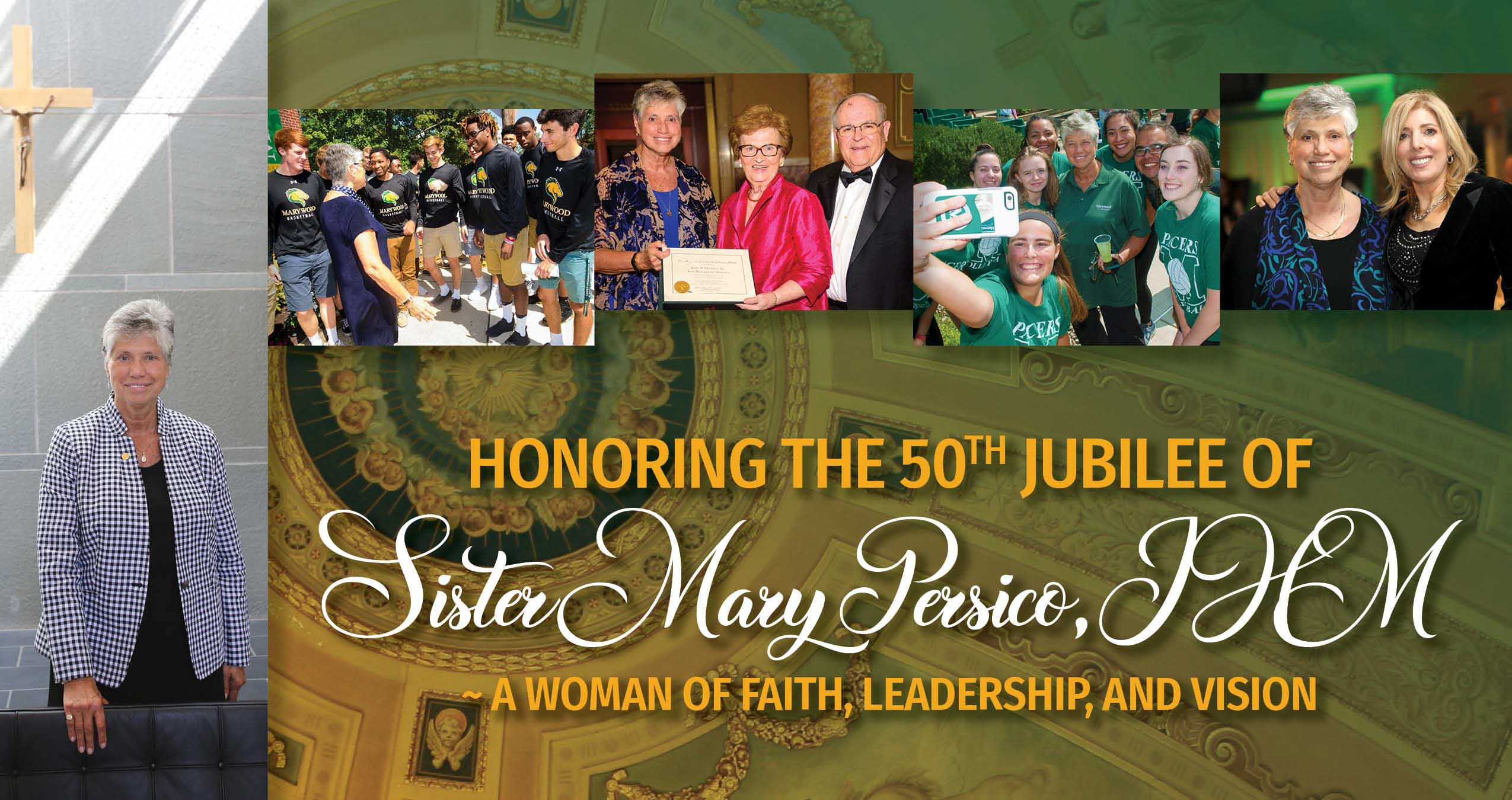 Sister Mary 50th Jubilee