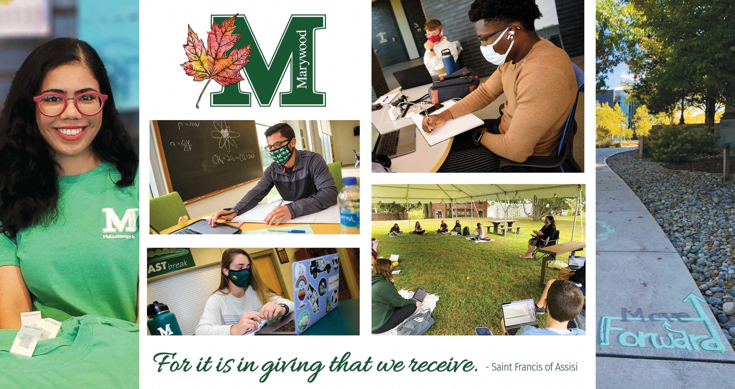Marywood University Tax Year End