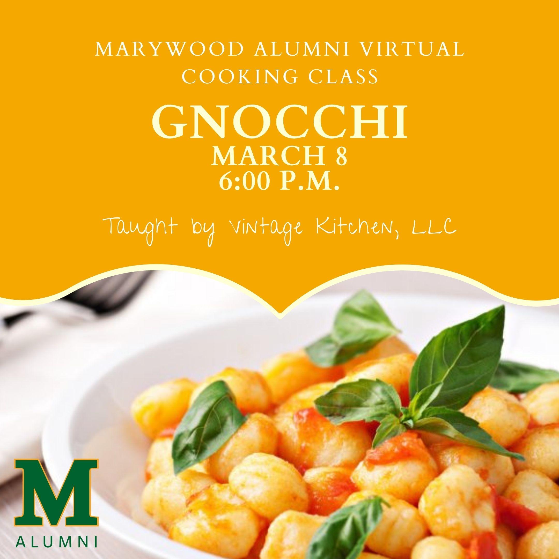Virtual Cooking - Gnocchi