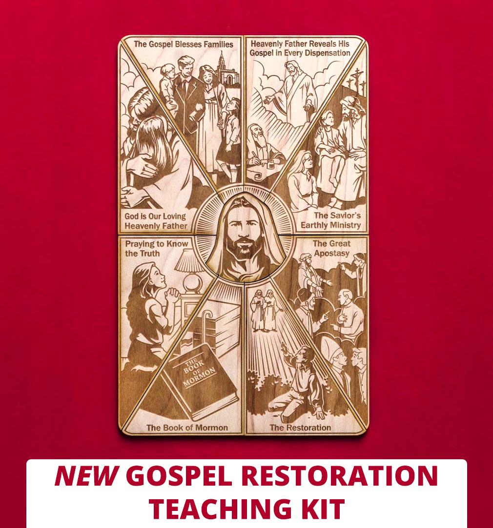 Gospel Restoration Teaching Kit