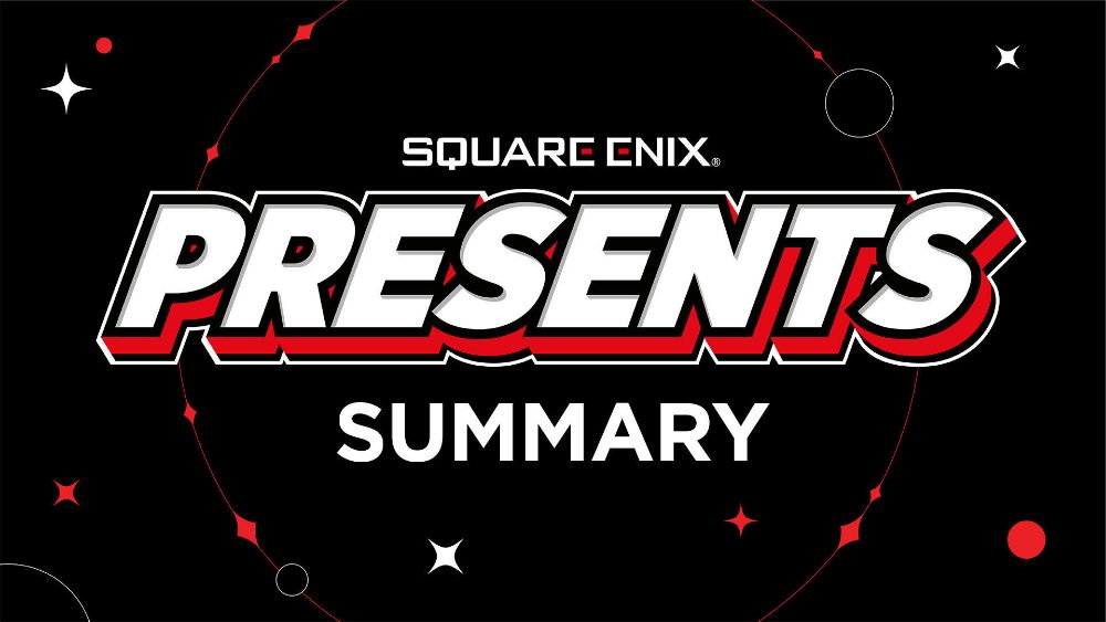 Square Enix Presents featured all-new title announcements