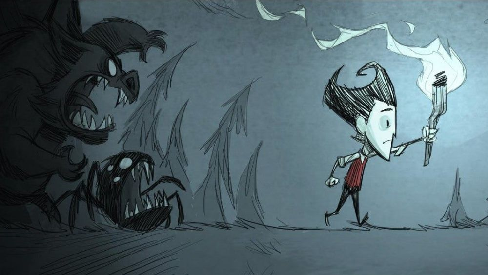 Don't Starve has had multiple DLC expansions