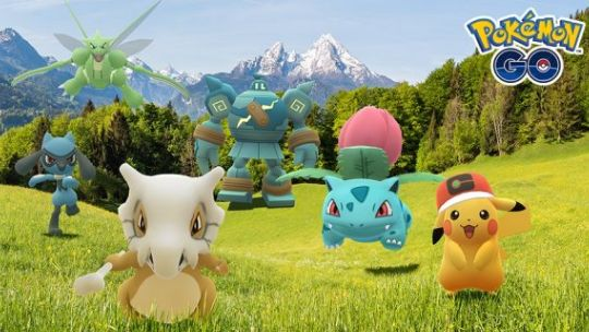 Pokemon celebrate the return back to 50 coins per day