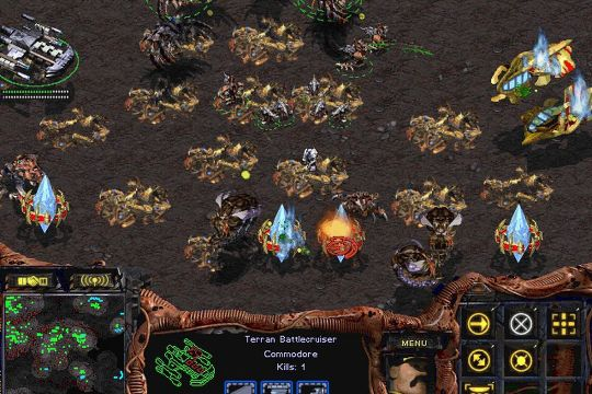 StarCraft: Remastered launched in August 2017