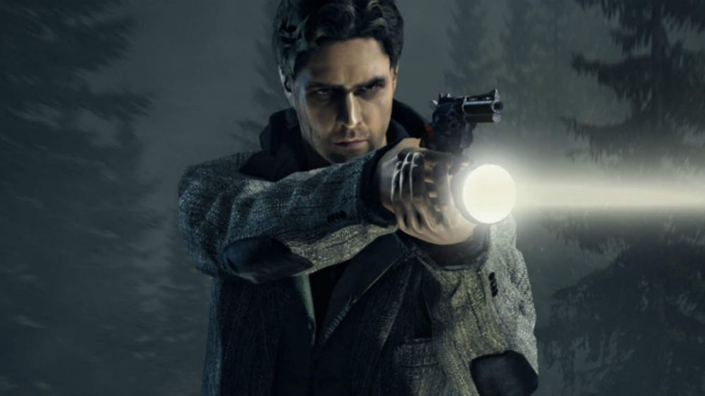 Alan Wake launched May 2010 for Xbox 360
