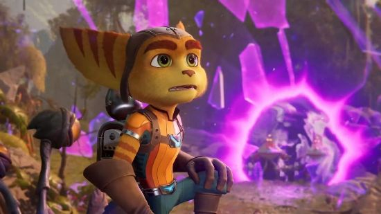 Ratchet & Clank: Rift Apart uses the full power of PS5