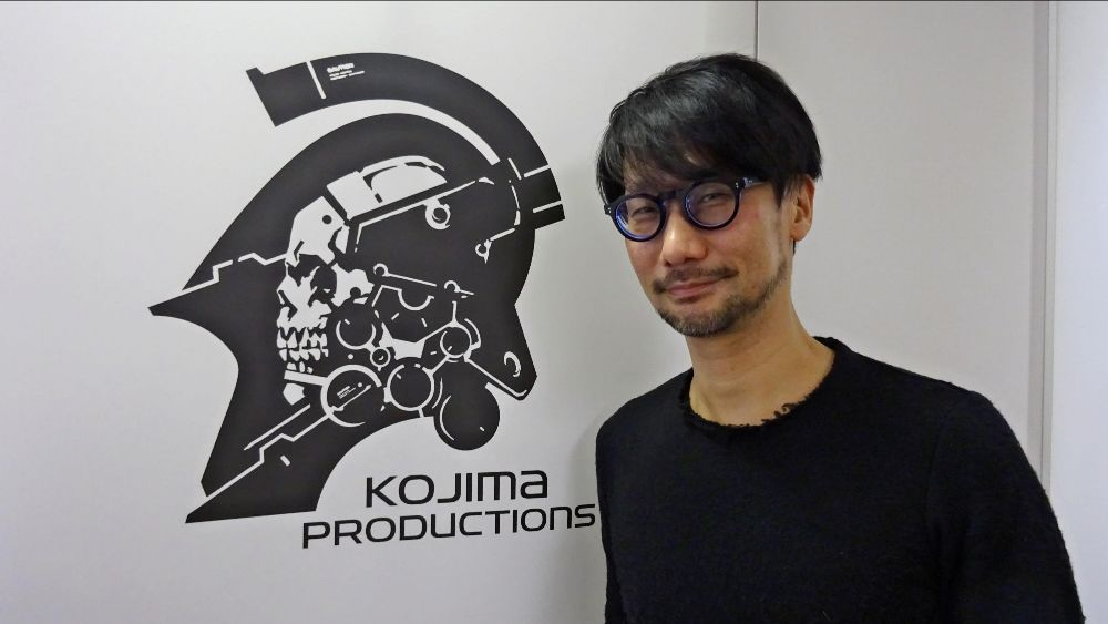 Kojima Productions was founded April 1, 2005