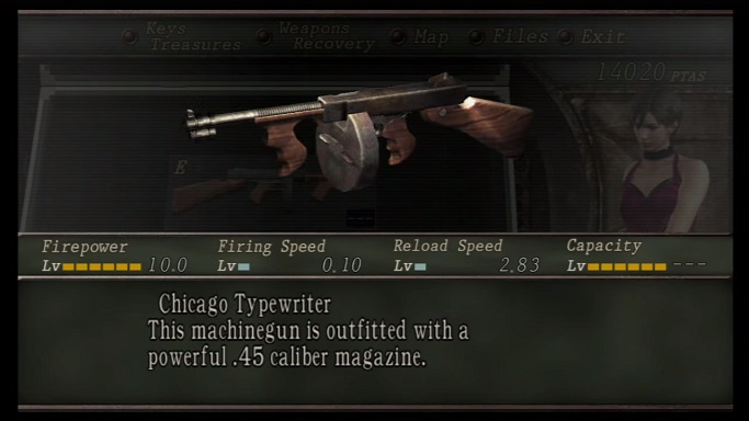 Stranger, now that's a weapon!