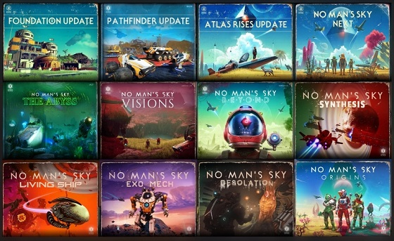 Hello Games have more frontiers to explore with No Man's Sky