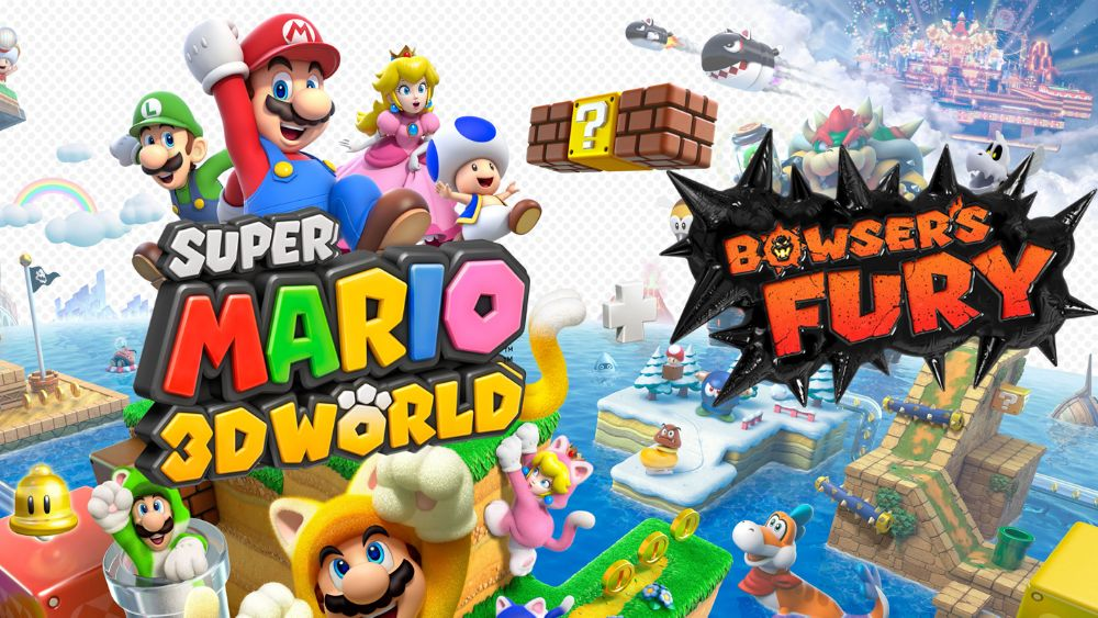 Super Mario 3D World + Bowser's Fury launches Feb. 12