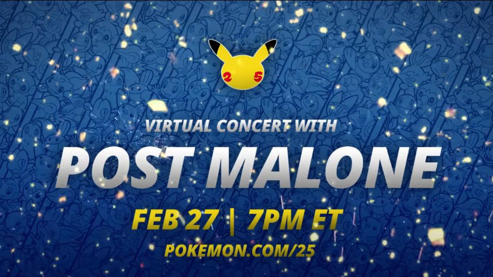 Virtual Post Malone concert, I Choose You!