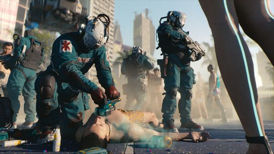 Cyberpunk 2077 was delayed multiple times