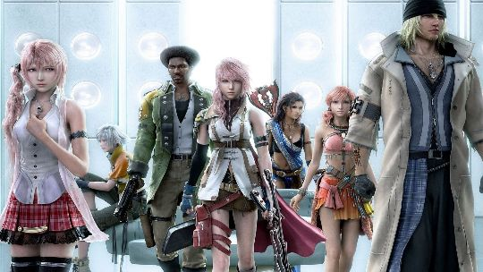 Square Enix tempted fate twice with Final Fantasy XIII-2