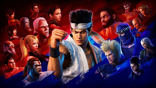 Virtua Fighter 5 Ultimate Showdown is now available on PS Plus