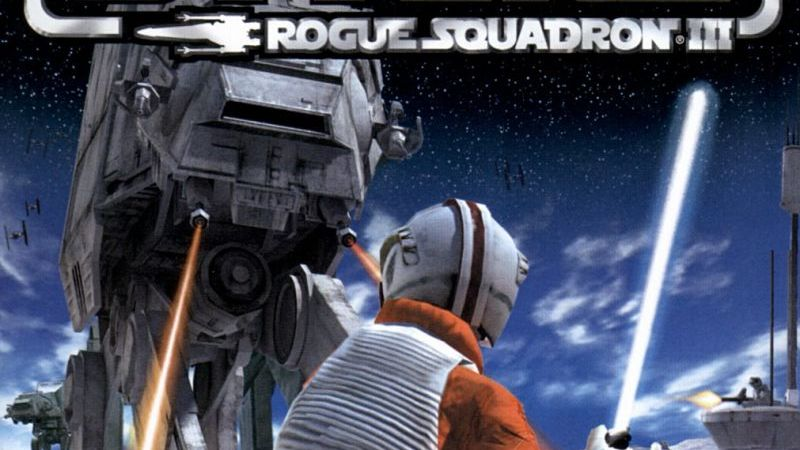 Star Wars Rogue Squadron III: Rebel Strike was made by Factor 5