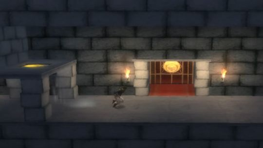 A secret recreation of Prince of Persia's past