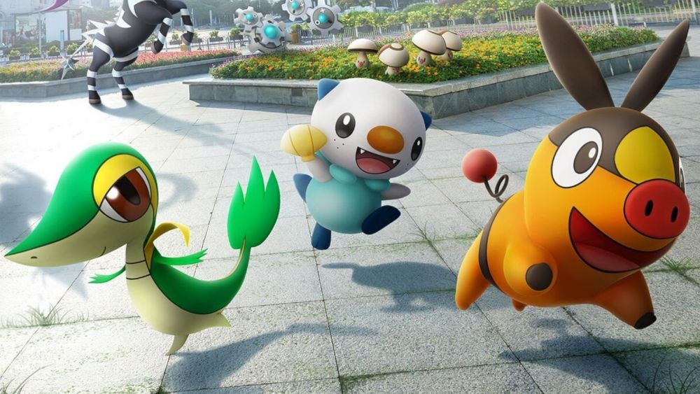 All-new Pokemon games are on the horizon