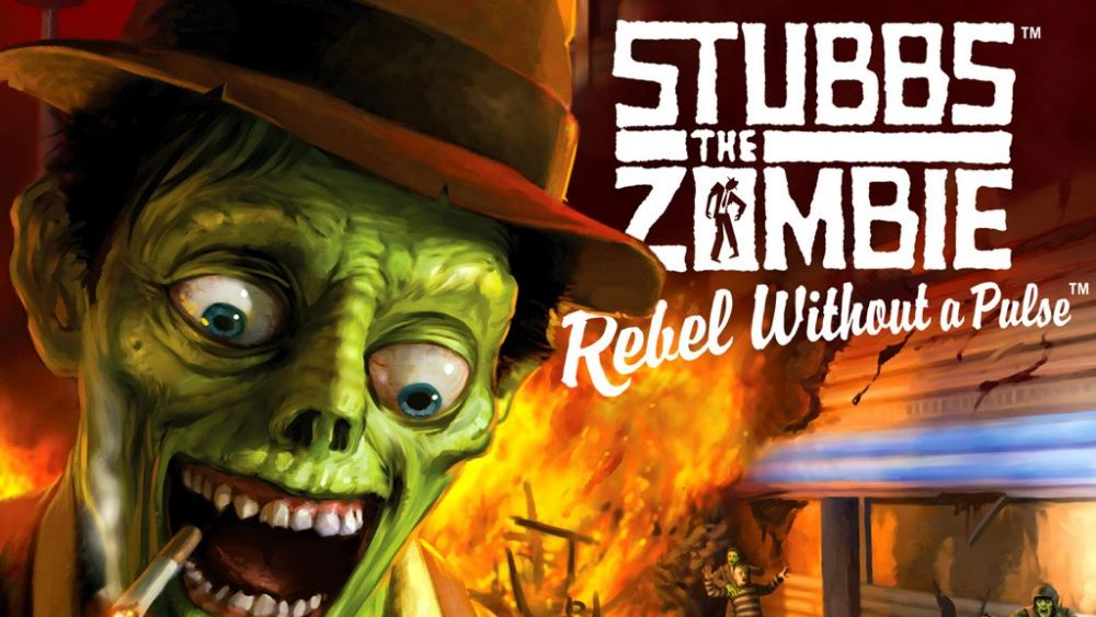 Stubbs the Zombie first released in late 2005