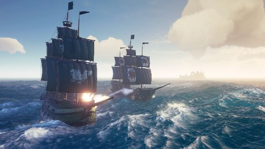 Sea of Thieves launched in March 2018