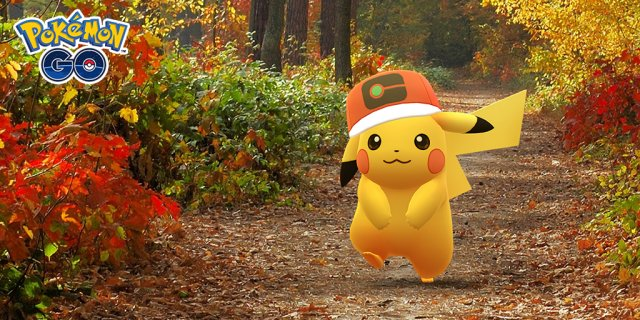 Rare and Shiny World Cap Pikachu for a limited time