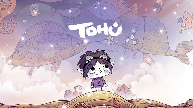 TOHU is available now on Nintendo Switch, but here's our full review