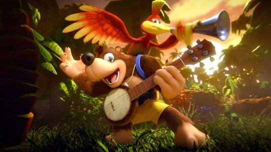 2008's Banjo-Kazooie Nuts and Bolts for Xbox 360 was last in the series