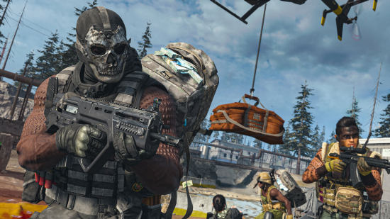 Warzone is under siege by hackers and exploits
