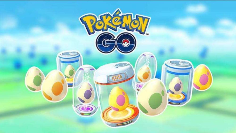 Pokémon GO's Eggs have been criticised as loot boxes